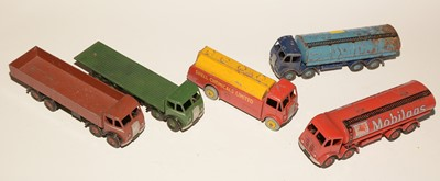 Lot 1111-Dinky diecast vehicles unboxed.