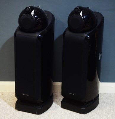 Lot 810 - A Pair of Bowers and Wilkins 802 floor standing speakers.