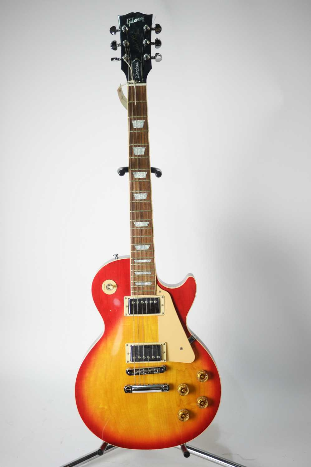 Lot 757 - Gibson Les Paul Standard Guitar