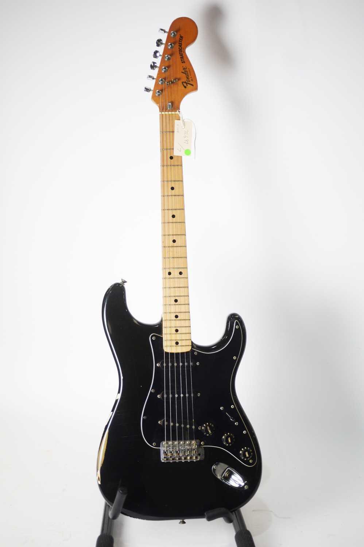 Lot 756 - 1978 Fender Stratocaster