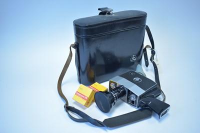Lot 781-A Bolex P4 cine camera.