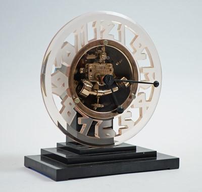 Lot 26 - ATO Art Deco mantel clock
