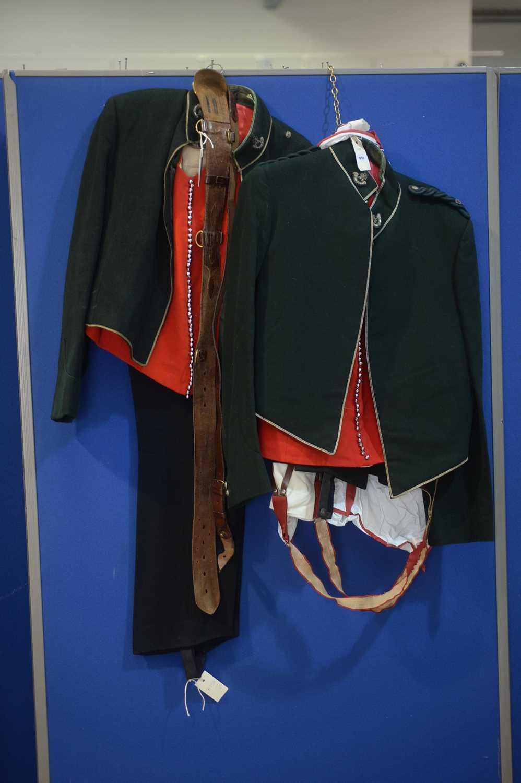 Lot 959-Two Durham Light Infantry Uniforms