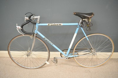 "Lot 710 - A Falcon ""Ernie Clements San Remo"" single-speed bicycle."
