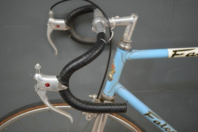"""Lot 710 - A Falcon """"Ernie Clements San Remo"""" single-speed bicycle."""