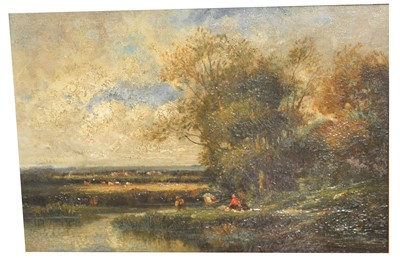 Lot 838 - 19th Century British School - oil