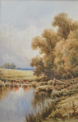 Lot 861 - Henry H  Parker - watercolour