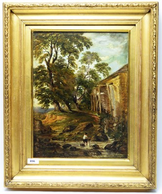 Lot 896 - Attributed to James Peel - oil on canvas