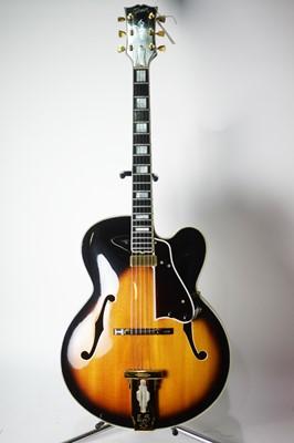 Lot 762 - Gibson Custom L-5 Guitar cased