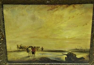 Lot 883 - British School, 19th Century - oil on canvas