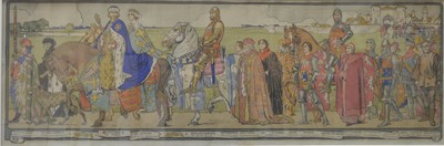 Lot 581 - Charles Buchel - Shakespeare's Richard II