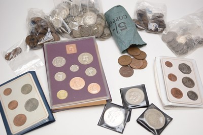 Lot 255 - A collection of British coinage