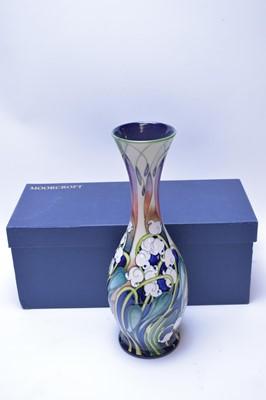 Lot 209 - Moorcroft limited edition vase.