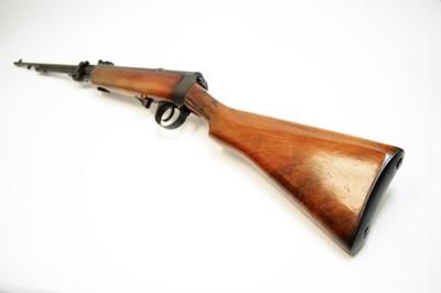 Lot 139 - B.S.A .177 cal Military Pattern air rifle