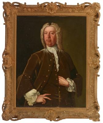 Lot 352 - Follower of Joseph Highmore - oil.