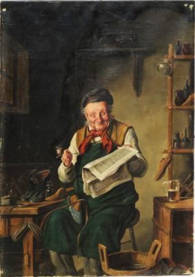 Lot 342 - Hans Kerner - oil.