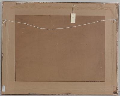 Lot 307 - André Dignimont - watercolour.