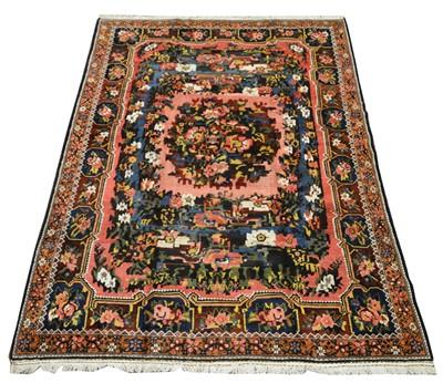 Lot 640A - Bakhtiari carpet