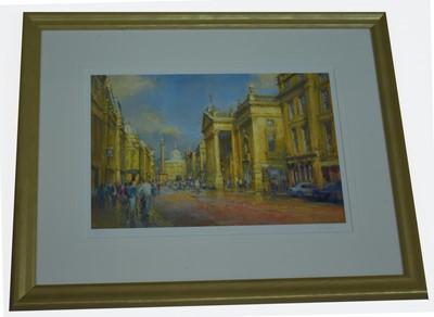 Lot 163 - Walter Holmes - colour print.