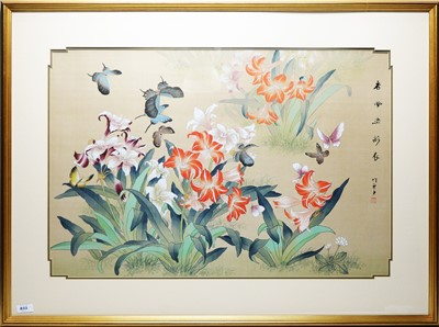 Lot 833 - 20th Century Chinese School - watercolours