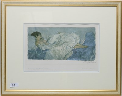 Lot 54 - Sir William Russell Flint - limited edition.