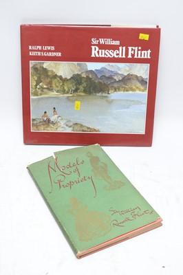 Lot 40 - Sir William Russell Flint/Lewis (Ralph).
