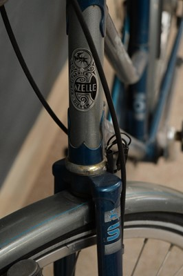 Lot 715 - A woman's Superior Special Roadster bicycle by Gazelle.