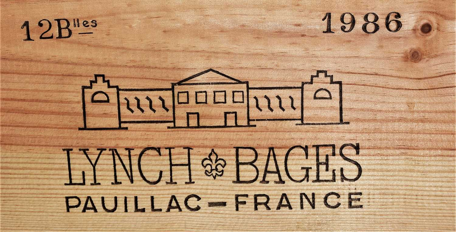263 - Chateau Lynch Bages 1986