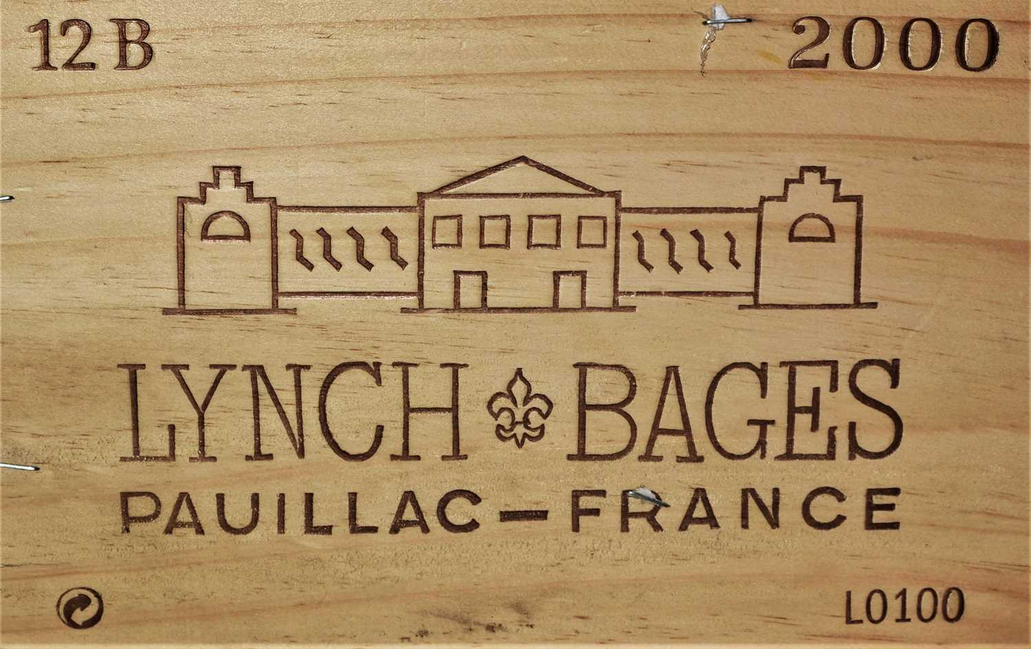 264 - Chateau Lynch Bages 2000