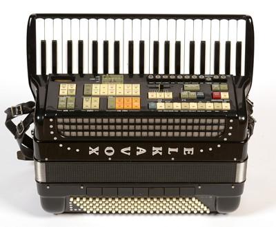 Lot 584 - Elkavox 120 Bass Electronic accordion