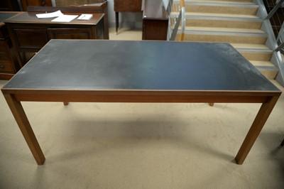 Lot 233 - Mid-Century teak table