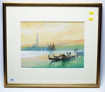 Lot 895 - Wilfred Knox - Watercolour