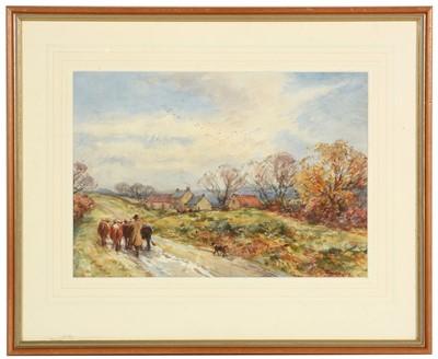 Lot 226 - John Atkinson - watercolour.
