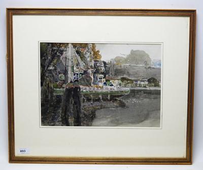 Lot 893 - George Edward Horton - watercolour