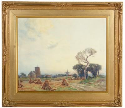 Lot 319 - Hubert Coop - watercolours.