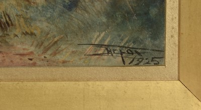 Lot 320 - Henry Charles Fox - watercolour.