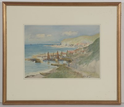 Lot 241 - Thomas Swift Hutton - watercolour.