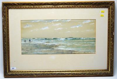 Lot 898 - Edmund Darch Lewis - Watercolour