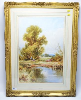 Lot 899 - Henry H* Parker - watercolour