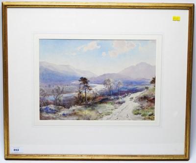 Lot 892 - Edward Arden - Watercolour