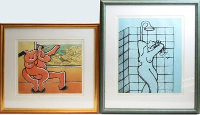 Lot 180 - Trevor Price - prints.