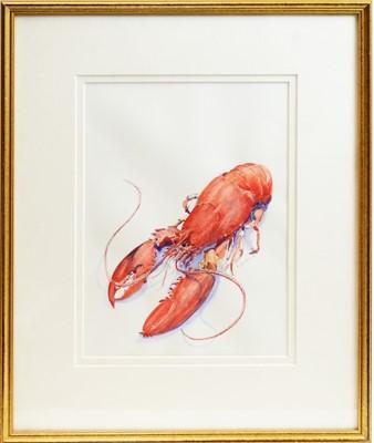 Lot 232 - Michael Giles - watercolour.