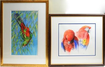 Lot 233 - Emma Faull - watercolours.
