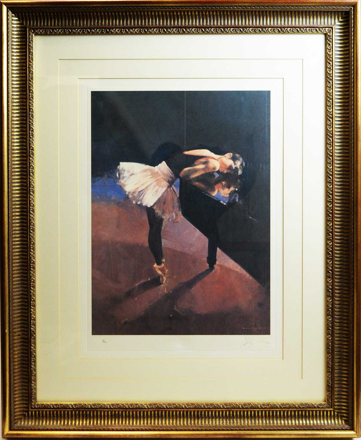 Lot 642 - Charles Willmott - limited edition.