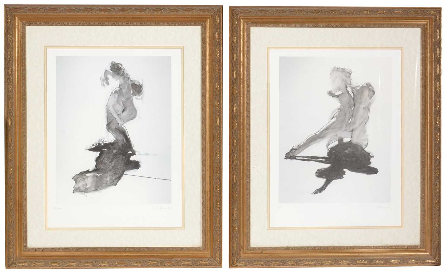 Lot 639 - Robert Heindel - limited editions.