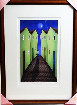 Lot 168 - Paul Horton - print.