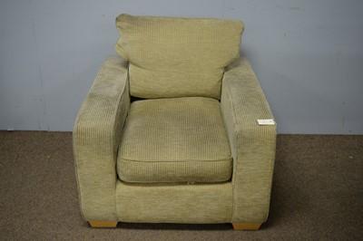 Lot 49 - Modern armchair.