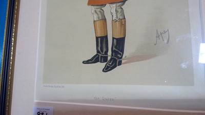 """Lot 821 - """"Spy"""" and other Artists - prints."""