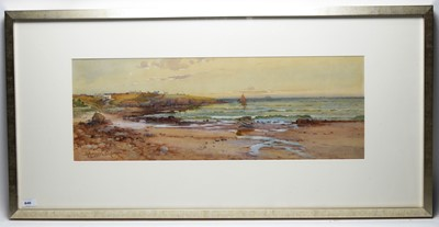 Lot 846 - Joseph Hughes Clayton - watercolour