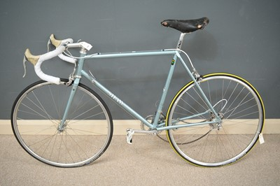Lot 702 - A racing bicycle